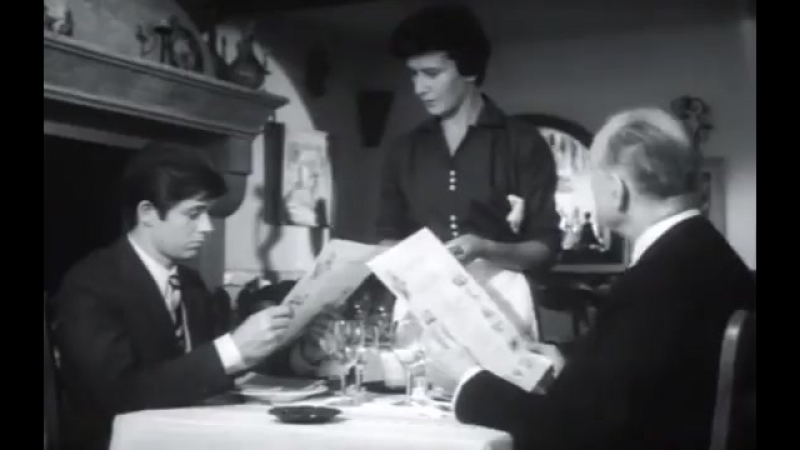 ◄Les godelureaux 1961 Ухажеры*реж Клод Шаброль