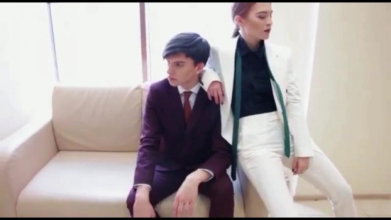 Съёмки для Suzan-Models