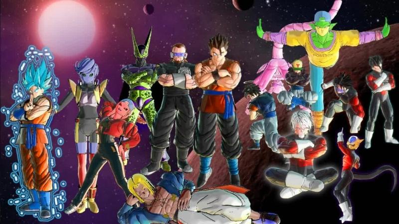 Еженедельный турнир на звание лучшего в сообществе Dragon Ball Russia! 25
