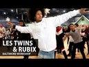 LES TWINS RUBIX compilation BALTIMORE workshop
