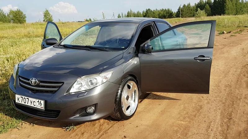 Toyota Corolla Alphard