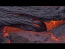Извержение вулкана Этна в Сицилии Видео льющейся из кратера лавы. Eruption of the volcano in Sicily