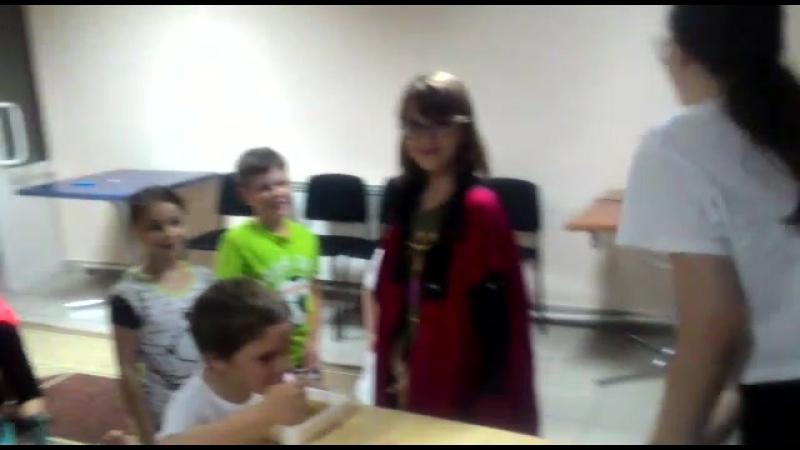 Детский лингвистический лагерь.Набережные Челны. Китайские традиции