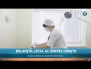 BILANŢUL LETAL AL GRIPEI CREŞTE 53 DE OAMENI AU MURIT ÎN ROMÂNIA