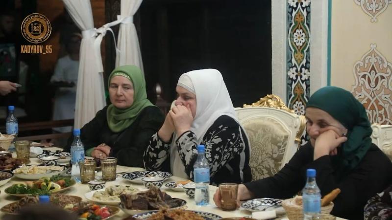 Моя дорогая МАМА Аймани Несиевна всегда ищет повод, чтобы собрать родных и близких людей, вместе.