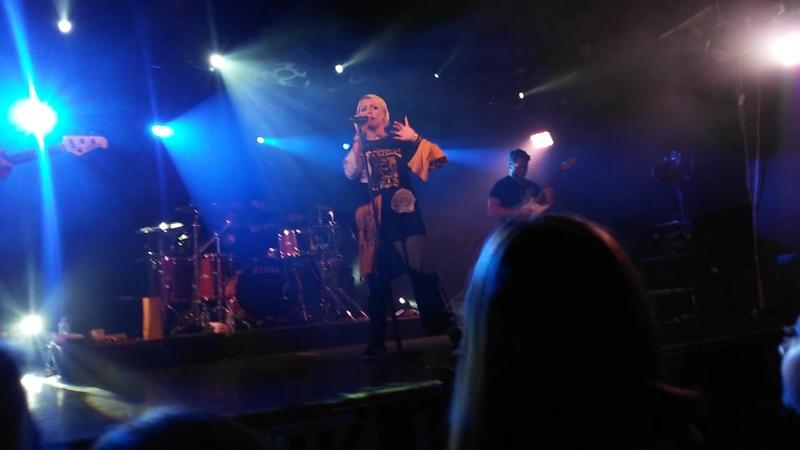 Tonight Alive - SPb 22.03 - The Edge