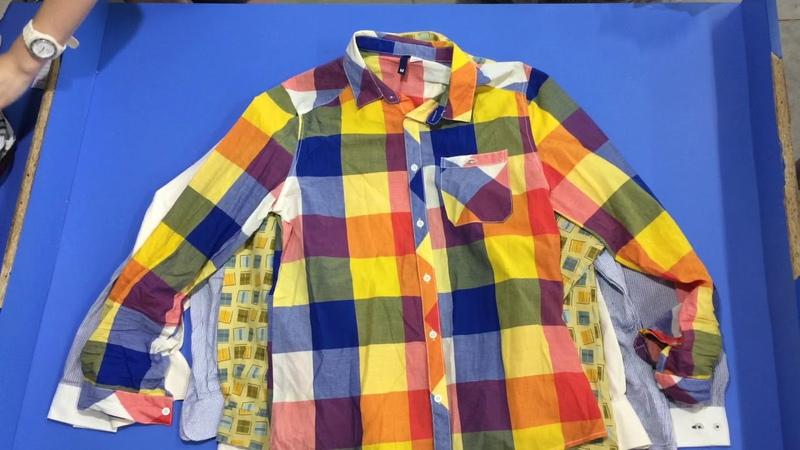м120. Рубашки муж с кор и с дл рукавом. Упаковка 14,8 кг. Цена 668 руб/кг. С/с 160 руб/шт. Количество 62 шт. Цена упаковки 9887 руб. Светлана 8-912-669-07-72