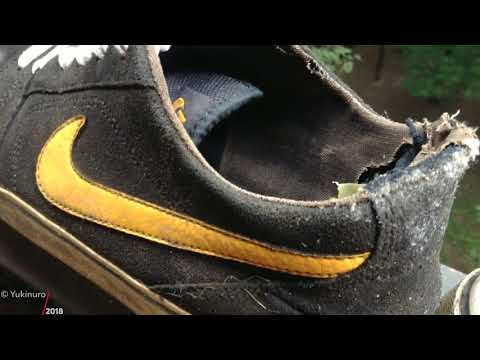 Live 10 195`18 Такова моя обувь вообще и после нахождения в ванной