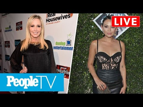 'RHOC's' Shannon Beador Spills All, Janel Parrish On 'Pretty Little Liars' Reboot | LIVE | PeopleTV