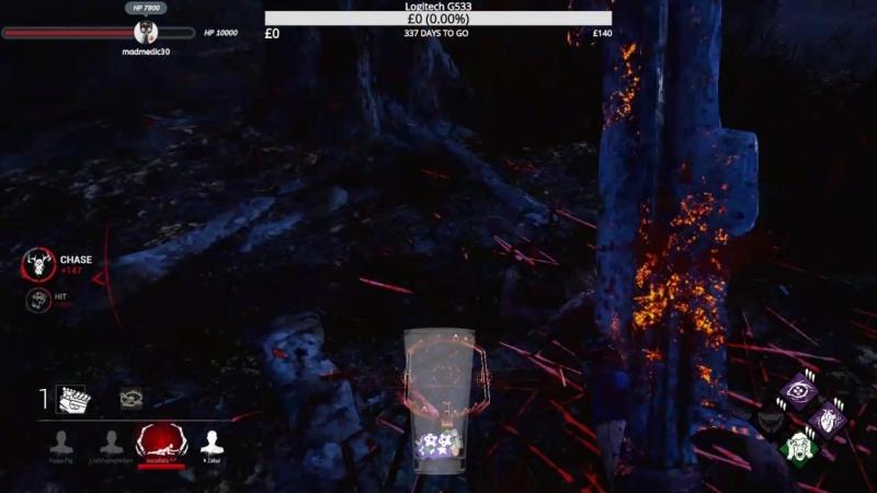 Dead by Daylight - Игры против стримеров 12