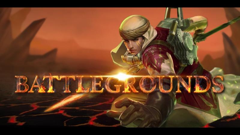 Vainglory | Battleground or playground....Have fun