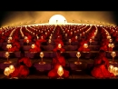 Поющие тибетские монахи Мощное очищение Горловое пение