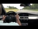 BMW M5 E60. Автобан