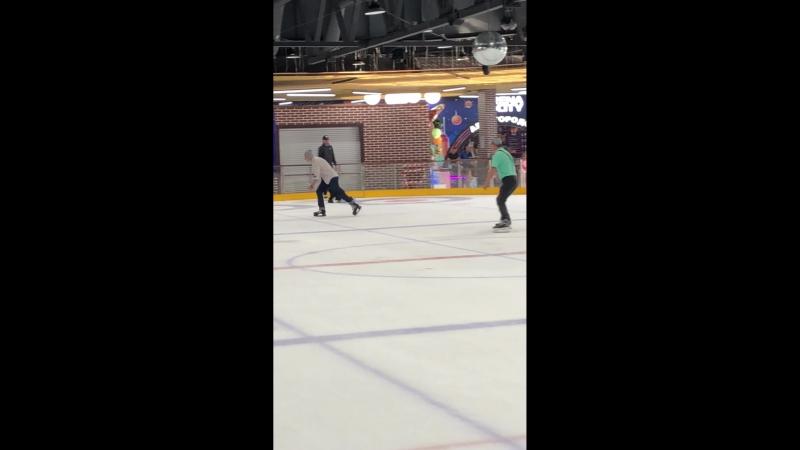 Agile skating
