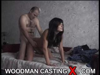 Русская Natasha проходит жесткий анальный кастинг у Вудмана (Woodman Casting, anal)