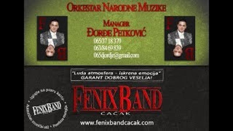 DJORDJE PETKOVIC I FENIX BAND CACAK-VELIKO GRADISTE-RETKO KOLO-fenixbandcacak.com