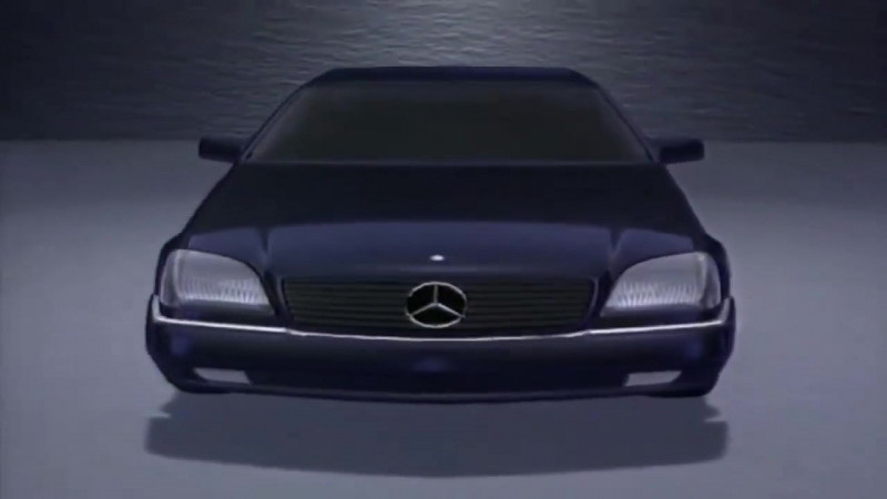 Мерседес W140-история создания легенды.