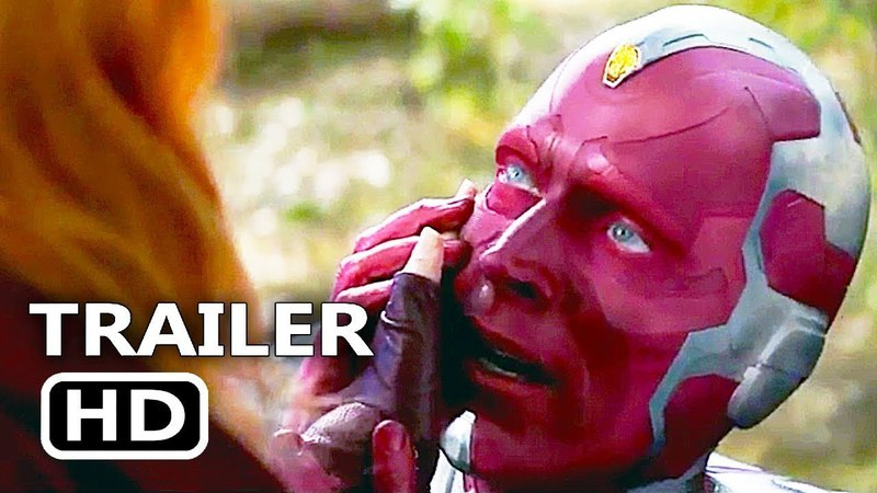 AVENGERS: INFINITY WAR The End Of Vision TV Spot [HD] Robert Downey Jr., Chris Evans, Tom Holland