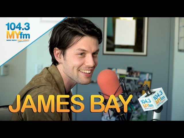 James Bay Talks About His Hiatus, New Music, His New Look More!