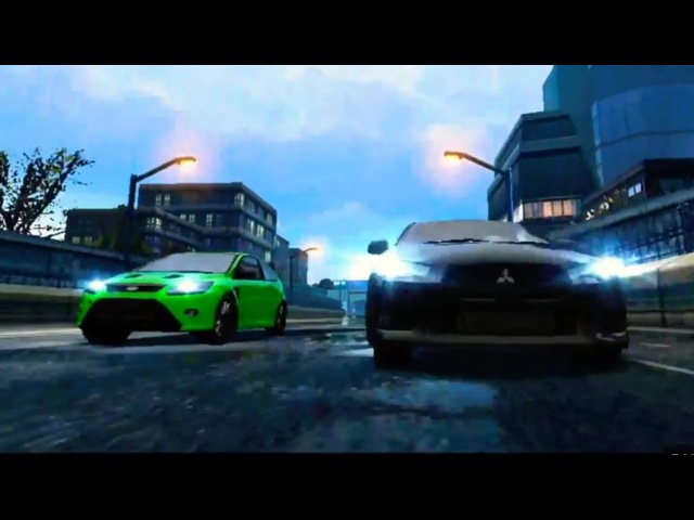 Need for Speed Most Wanted 2012 android 1: Нелегкое начало