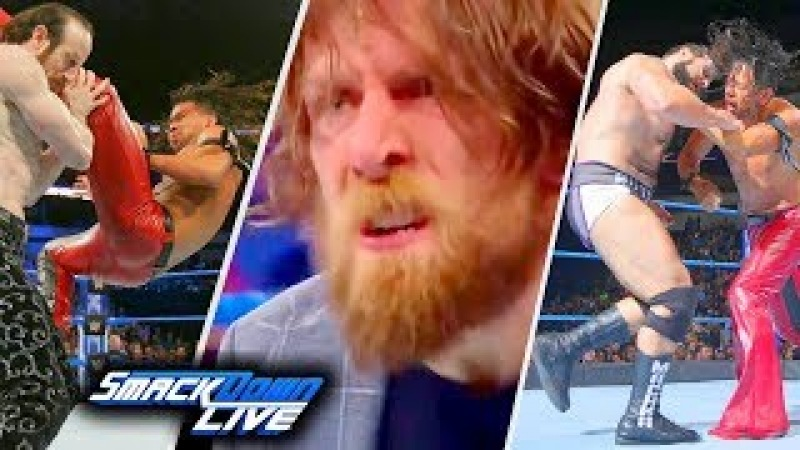 WWE Smackdown 20 March Highlights HD - WWE Smackdown 20/3/18 Highlights HD