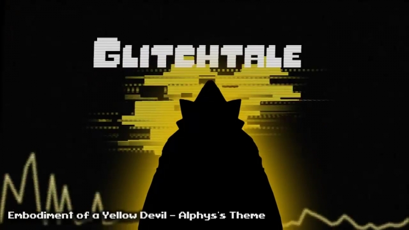 Glitchtale OST Embodiment of a Yellow Devil Alphys's Theme
