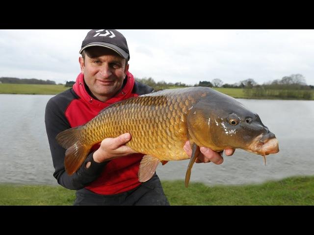 Steve Ringer Skills School | 6 tips for fishing the bomb in winter for carp