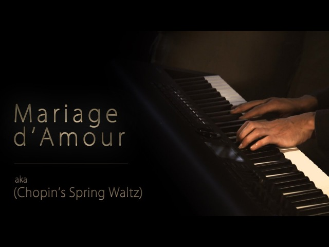 Mariage d'Amour - Paul de Senneville || Jacob's Piano