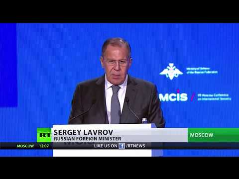 LAVROV CALLS UK HANDLING OF SKRIPAL CASE OPEN MOCKERY OF INTL LAW