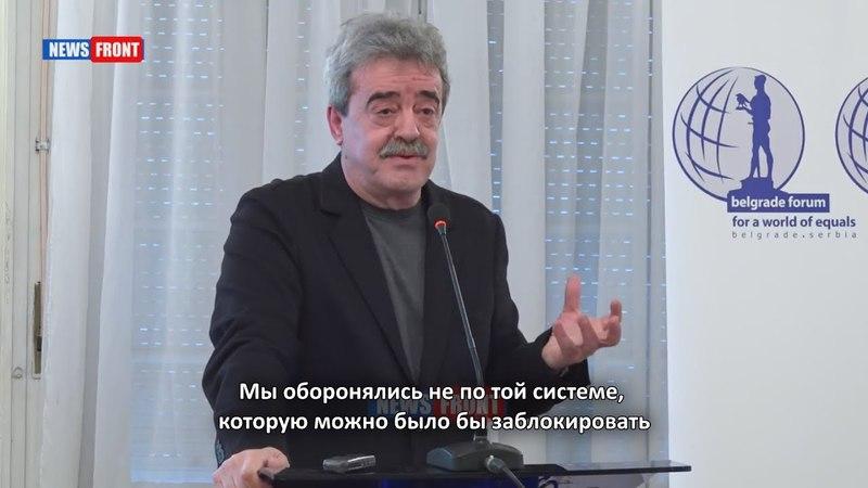Булатович: эта годовщина значимая, потому что речь идет о таком большом и неоправданном преступлении