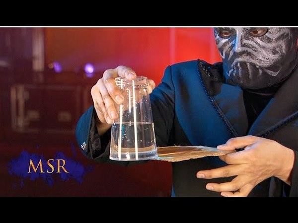WEIRD SCIENCE! WATER MAGICALLY SUSPENDED IN MIDAIR! [Тайны великих магов]