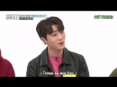 YoungK DAY6 - PD-nim рус. саб. @ weekly idol