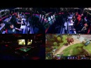 EG vs. EHOME, Crowd noise player cams, final minutes, TI6