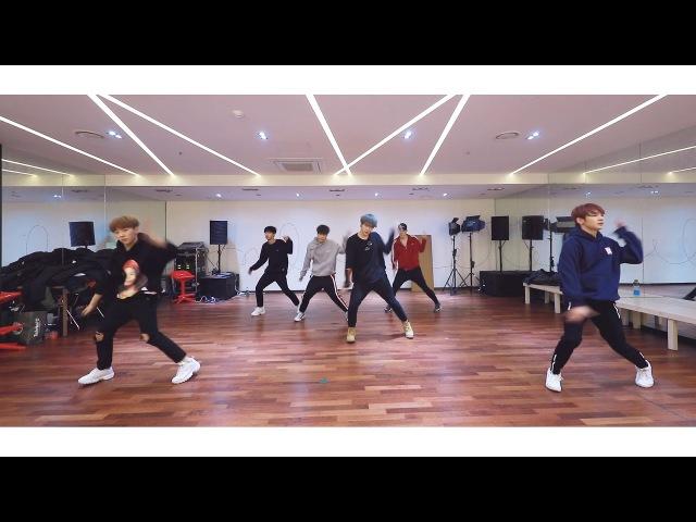 JBJ - '꽃이야(MY FLOWER)' Dance Practice