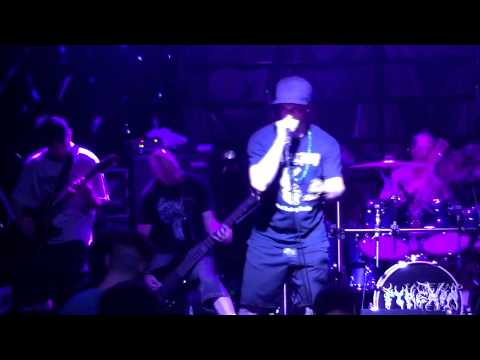 PYREXIA - Live at The Backstage Bar And Billiards in Las Vegas, NV 10/20/14 (full set)
