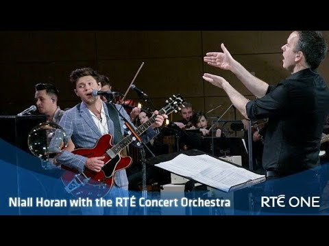 Niall Horan with the RTÉ Concert Orchestra-Full Show