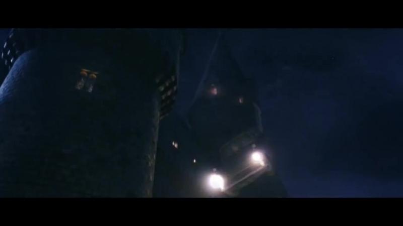 2.Гарри Поттер и тайная комната - Безбашенный полет