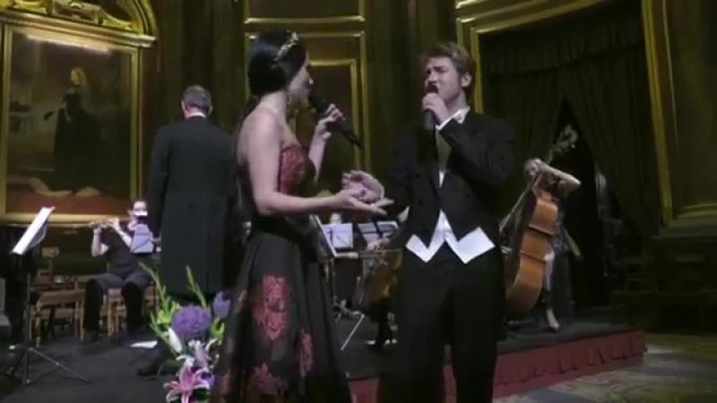 Евгений Южин и Юлия Снежина. Вечная любовь.
