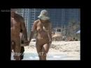 Натуристы на пляжах Европы.