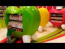 ✿ Дубаи ОАЭ День 2 Огромный Магазин Сладостей и МУЗЫКАЛЬНЫЙ ФОНТАН в Дубай Молл City Of Dubai