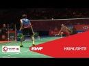 YONEX All England Open 2018 Badminton MS R16 Highlights BWF 2018