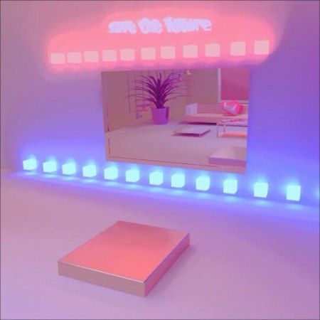 """Girl Jess Audrey on Instagram SAVE THE FUTURE ~ 3d led loop"""""""