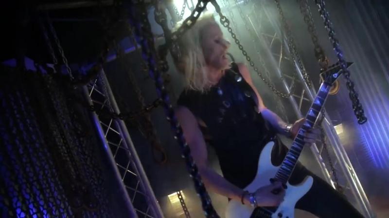 Crazy Lixx - Wild Child (Official Music Video)