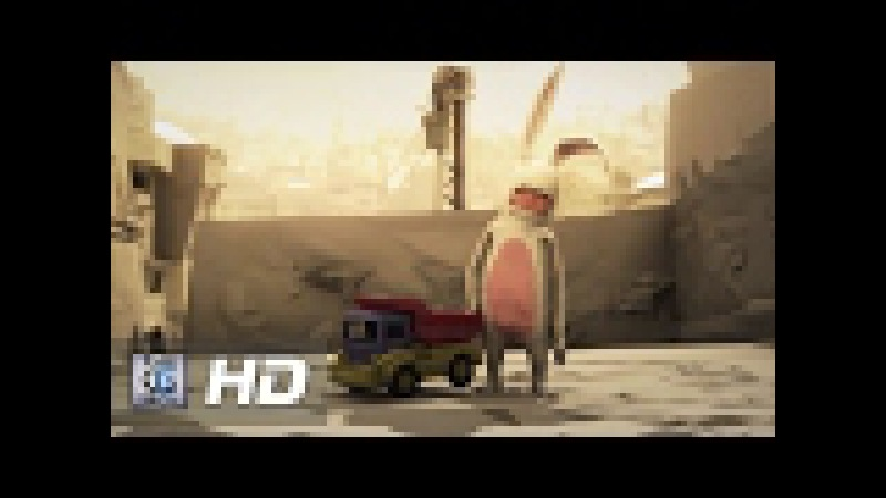 CGI 3D Animated Short Eli - by Sagi Alter Reut Elad's