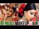Bengali Makeup Look | Aishwarya Rai (Devdas) Inspired | Ethnicity Tag | irenesarah x Sharifa Easmin