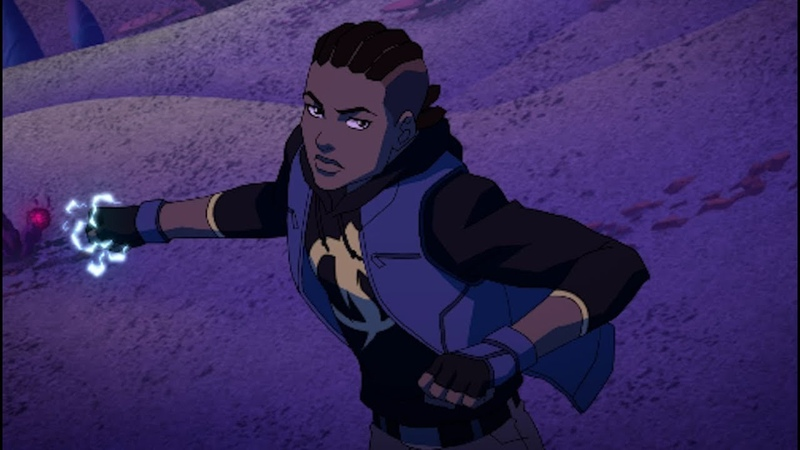 First Young Justice Outsiders Clip Debuts New Characters - Comic Con 2018