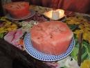 Как правильно есть арбуз ножом и вилкой при свечах