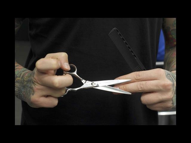 Популярные техники владение парикмахерским инструментам /Мастер класс работы триммером