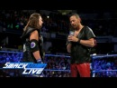 • P1 «Community» AJ Styles and Shinsuke Nakamura come face to face ahead of WrestleMania SmackDown LIVE, March 13