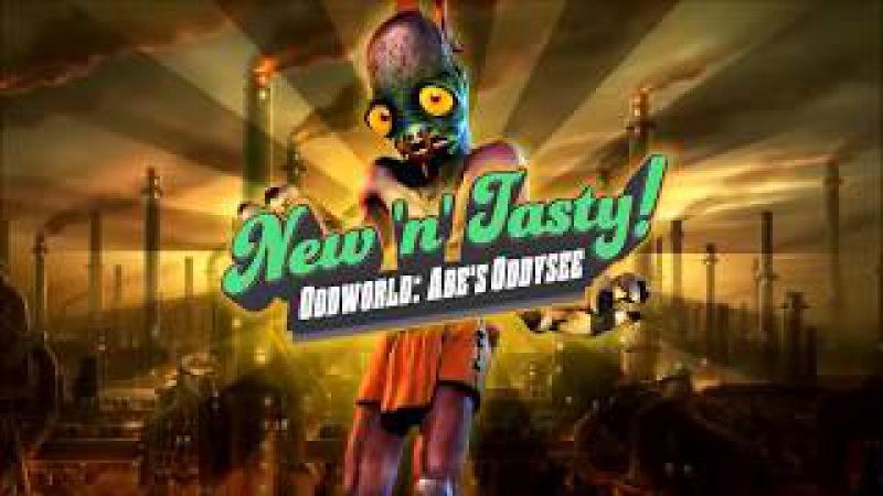 Oddworld: New 'n' Tasty v1.0 - APK OBB- juego android Gra-tis -a-qui